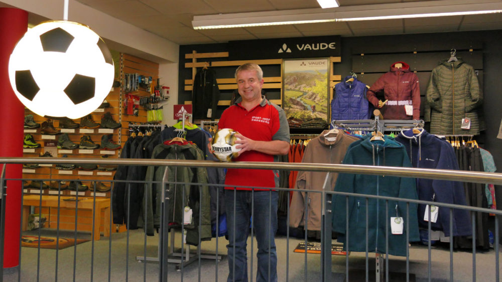 Peter Schäfer Radeberg Sportshop